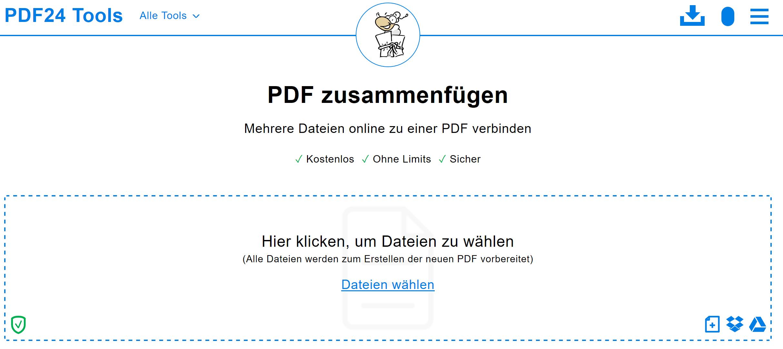 pdf online zusammenfuegen
